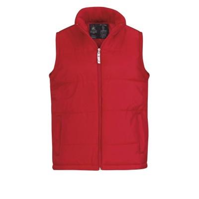 Giacche Bodywarmer /Men colore red taglia S