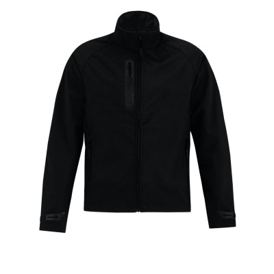 Soft shell X-Lite Softshell /Men colore black taglia S