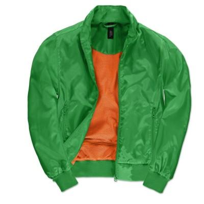 Giacche Trooper /Women colore real green taglia XS